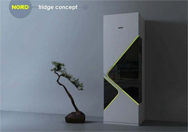 Fridge Concept from NORD
