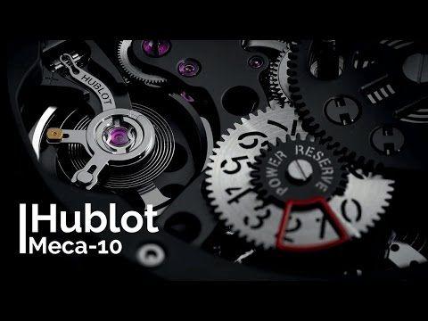 Hublot Meca-10 All Black
