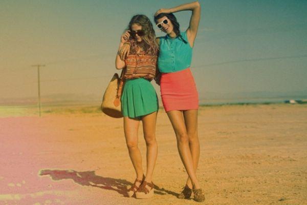 want both: Colour, Fashion, Inspiration, Style, Dream Closet, Colors, Outfit, Summer, Friend