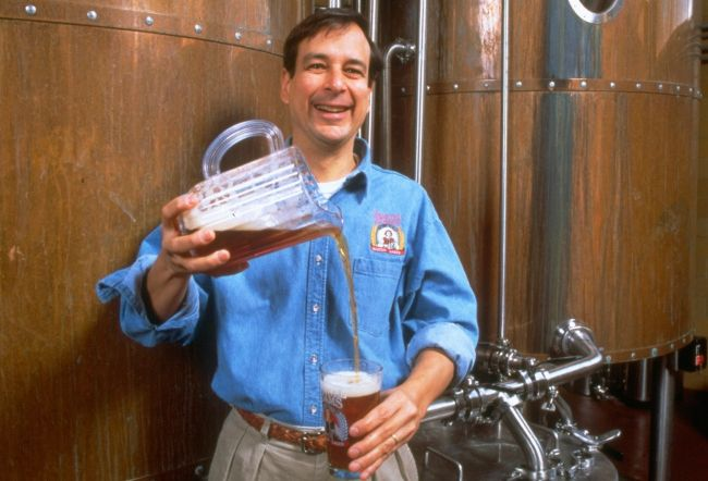 Boston Beer Company founder and chairman Jim Koch has a tip for you.