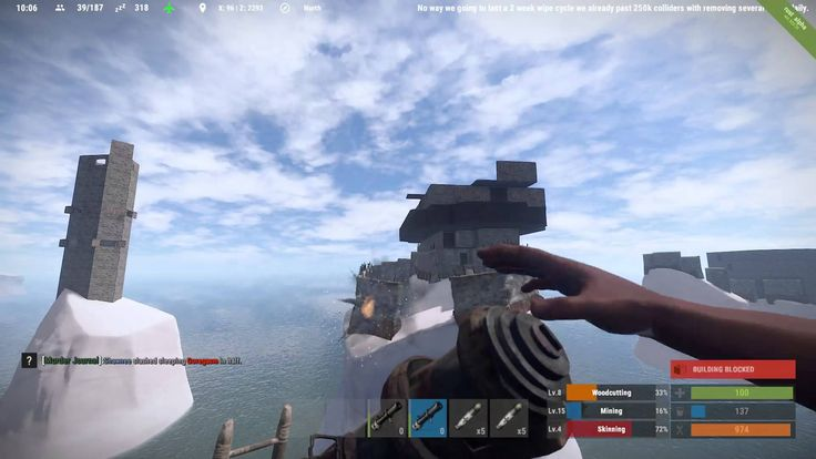 This is why you don't support EA Games like Rust. Admins abuse with no repercussions...