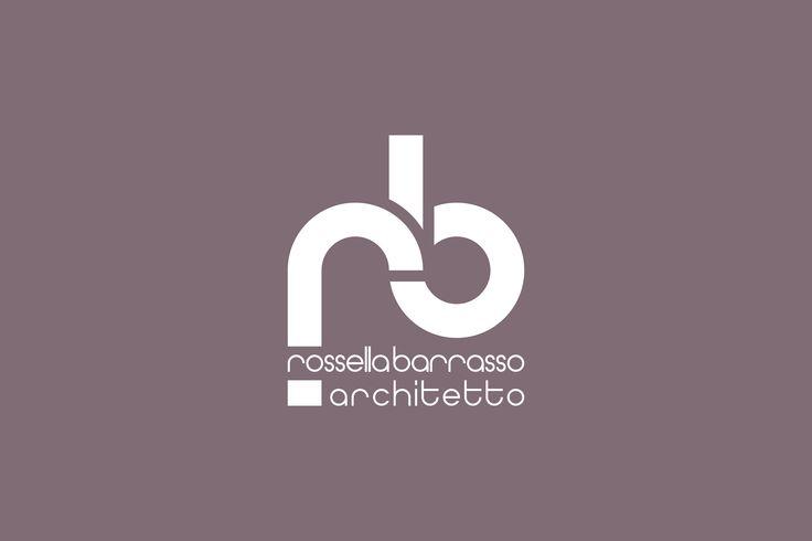 Rossella Barrasso Architetto - Progettazione Architettonica e Urbana - Via San Francesco, 5 – 00041 - Albano Laziale – Roma - Logo e Immagine Coordinata - © XILOGRAPHIC