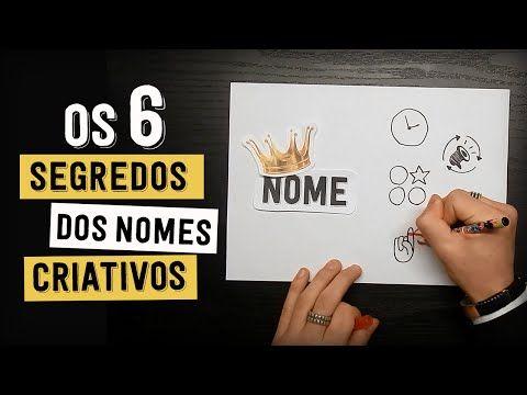 OS 6 SEGREDOS DOS NOMES DE LOJAS E EMPRESAS CRIATIVAS - YouTube