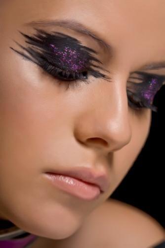 Living on the Edge - Makeup Fantasy Looks [Slideshow]