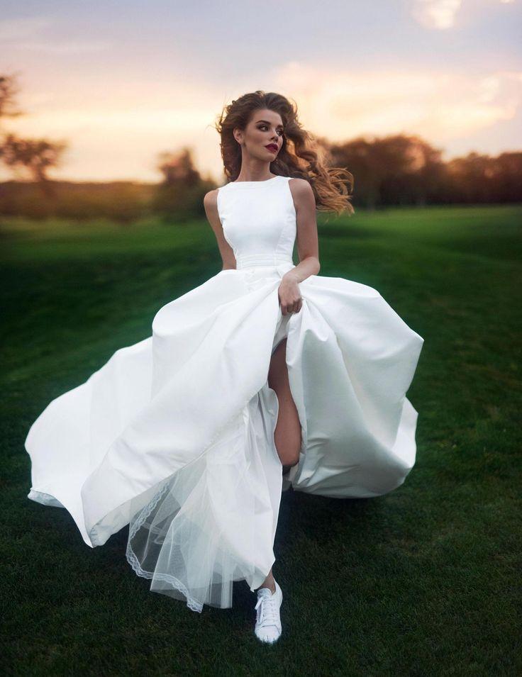 Свадебное платье «Денвер» Ариамо Брайдал — купить в Москве платье Денвер из коллекции 2017 года