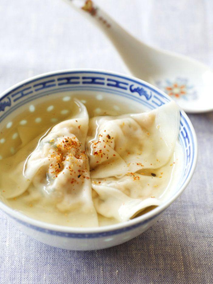 つぶした大豆の食感とれんこんのシャキシャキ感が◎|『ELLE a table』はおしゃれで簡単なレシピが満載!