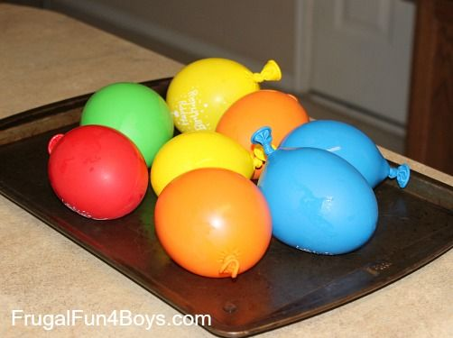 Dinosaur Activity for Kids – Ice Eggs Excavation