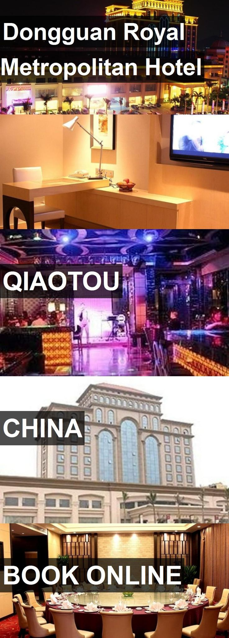 Hotel Dongguan Royal Metropolitan Hotel in Qiaotou, China. For more information, photos, reviews and best prices please follow the link. #China #Qiaotou #DongguanRoyalMetropolitanHotel #hotel #travel #vacation
