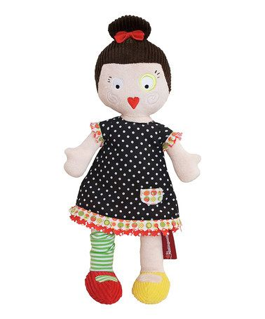 Loving this Lucette Mistinguettes Plush Toy on #zulily! #zulilyfinds