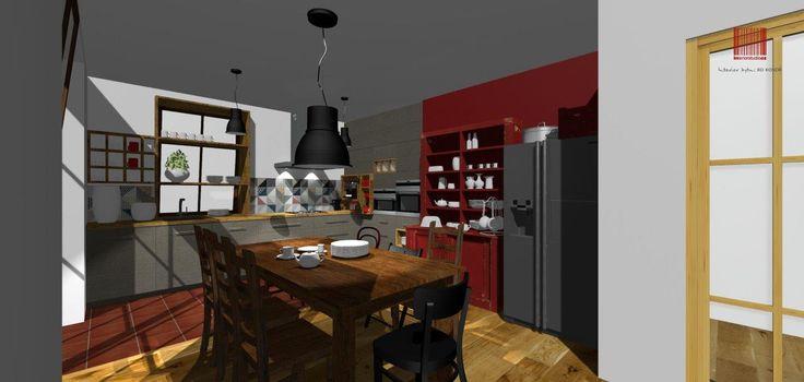 Návrhy kuchyní