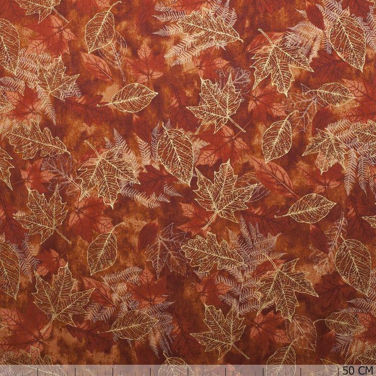 De mooiste fossil leaf stoffen vind je bij Textielstad.nl. ✓ Snelle levering ✓ Beste prijs ✓ Betrouwbaar ✓ A-merken.