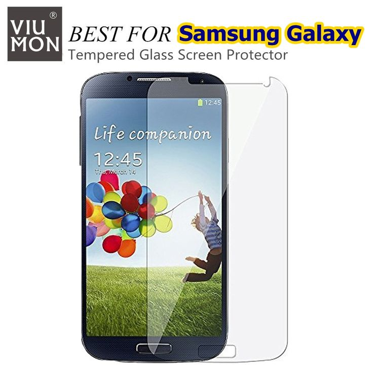 Premium 9H 2.5D Explosion Proof Tempered Glass Screen Protector Film For Samsung Galaxy S2 S3 S4 S5 S6 Front Glass Film Cover