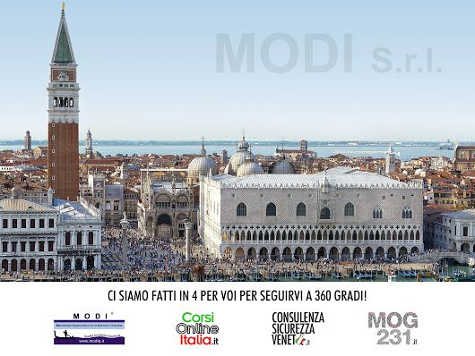 MODI SRL Mestre - Consulenza e Formazione Qualità Ambiente Sicurezza Privacy e 231 - Modi