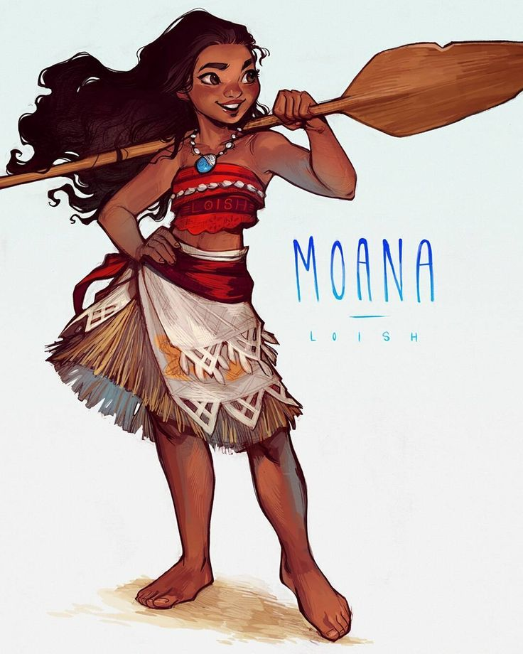 Ok, I've been wanting to draw Moana ever since I had the privilege of seeing it before the release date at Disney studios, but I had to start over a bunch of times because drawing Moana is way harder than it seems!! I persisted because I love this movie SO much. Best Disney feature in years. I think the thing I like most about her design is her big feet. So cute ❤ hope you guys like it!