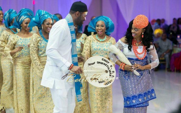 Ezinne & Uchenne - casamento tradicional Igbo da Nigéria em Texas, EUA - Eventos Dure - BellaNaija65
