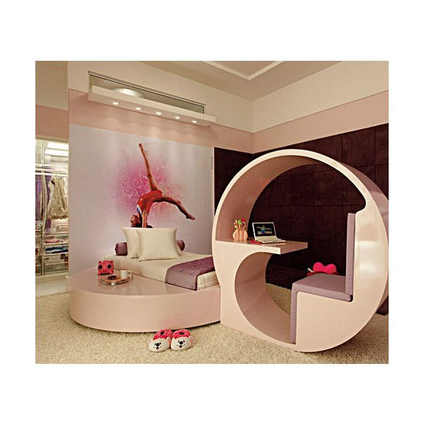awesome bedroom | Tumblr ❤ liked on Polyvore