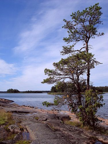Åland - Ahvenanmaa ( Finnish name) , Åland (Swedish), Finland
