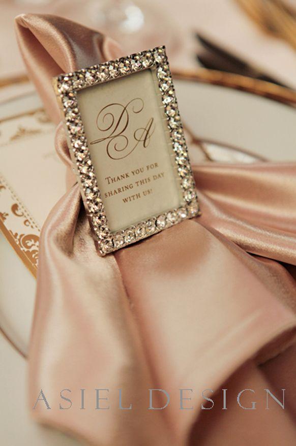 glamorous vintage wedding reception table number decorations