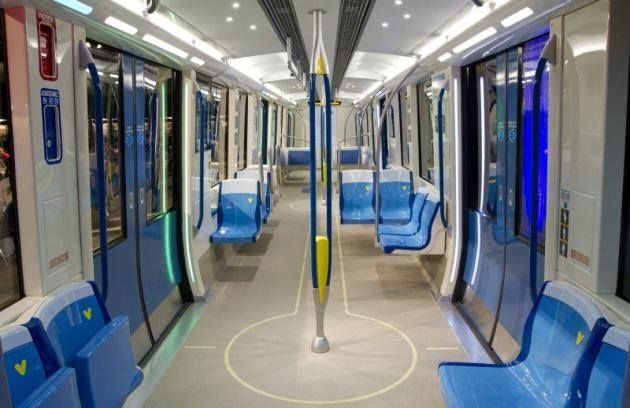 azur2 = metro cars in montreal