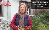 ANITA REEVES FELICITA A MARTINA COCINA