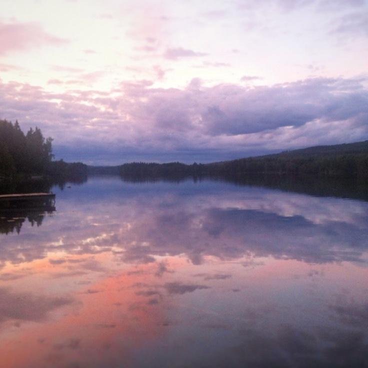 Lake Aspan - Dalarna
