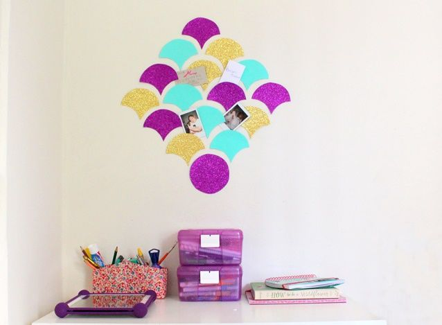 Mural de recados criativo: faça o seu em casa - Blog do Elo7