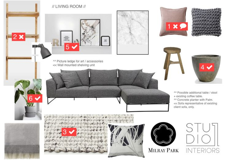 A Cosy One Bedder in Marrickville - First Look with Client Feedback - Online Interior Design Service