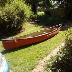 Nova 17' Made by Mohawk FOR SALE canoes-for-sale