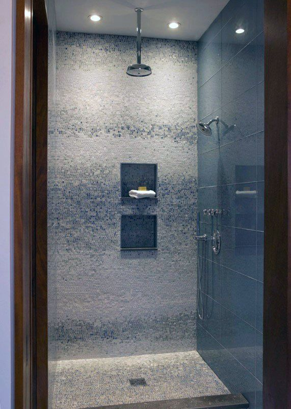 Top 50 Best Modern Shower Design Ideas Walk Into Luxury Modern Shower Design Modern Shower Contemporary Bathroom Tiles