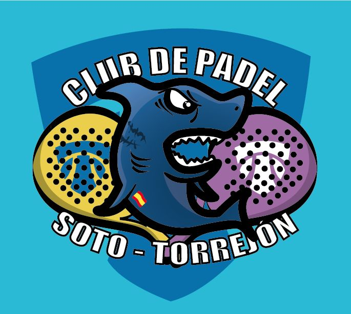 Logotipo para Club de Pádel (adultos).