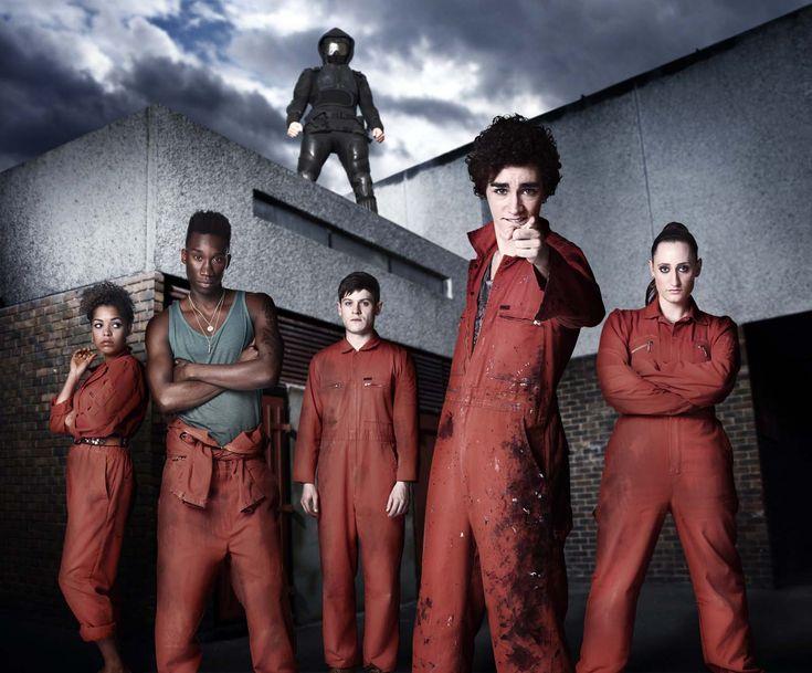 Misfits saison 2