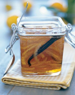 Meyer Lemon and Vanilla Bean Marmalade - Bon Appétit