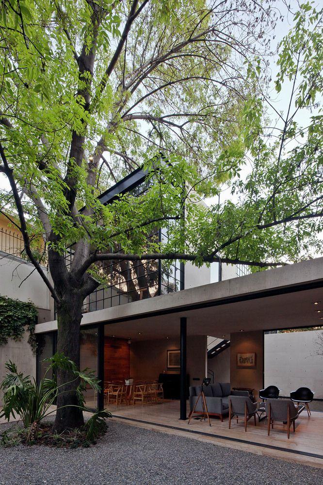 Galería - Casa Estudio Hill / CCA Centro de Colaboración Arquitectónica - 9