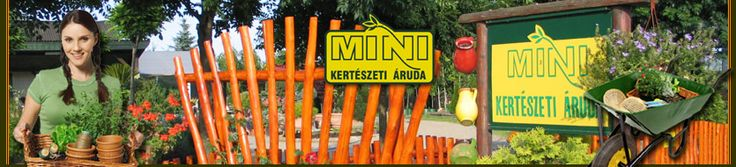 Mini Kertészeti Áruda Tószeg, kertépítés, kerttervezés, Robomow, automata fűnyíró, örökzöldek, díszcserjék, gyümölcsfák, rózsatövek, fagyálló tárolóedények