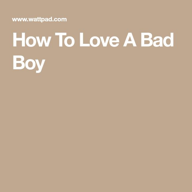 Loving A Boy Quotes: Best 25+ Bad Boy Quotes Ideas On Pinterest