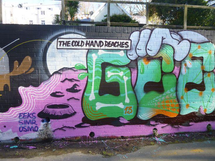 Abel Smith Street Art 2013-07-09 | photo by tony.cairns