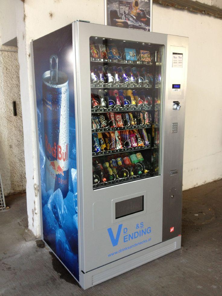 14 best VENDING images on Pinterest | Vending machine ...