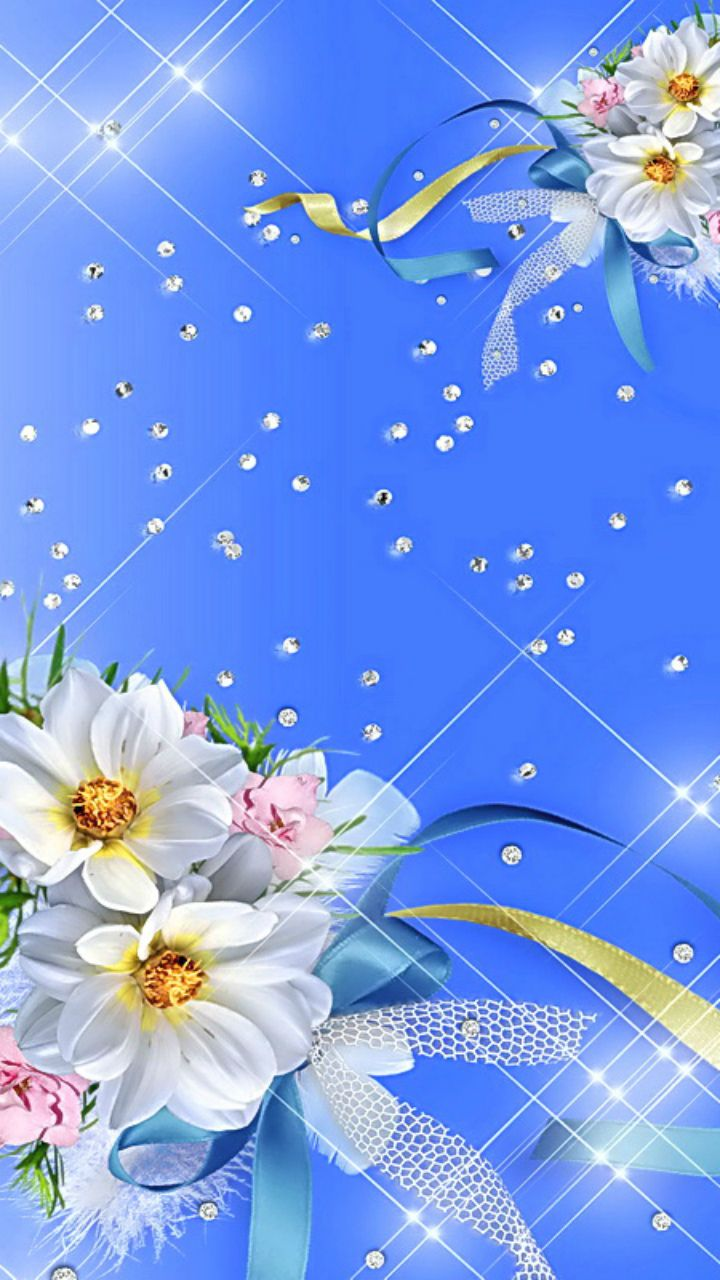 Wallpaper download in phone - Download 720x1280 Flowers Cell Phone Wallpaper Category Art Graphics
