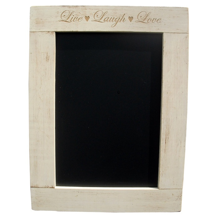 Live Laugh Love Chalkboard - tons of organizational memo boards and bulletin boards!