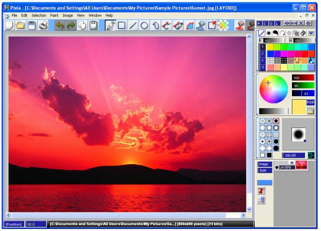 Forget Photoshop, Edit Your Photos With These Top Free Photo Editors: Pixia
