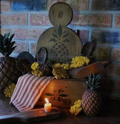 adelphi pineapple wallpaper - photo #34
