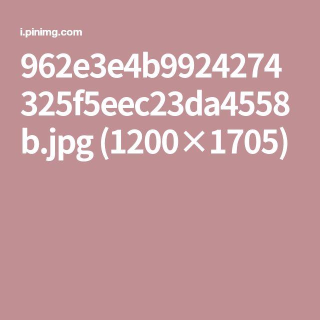 962e3e4b9924274325f5eec23da4558b.jpg (1200×1705)