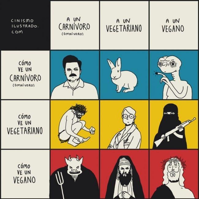 15 ilustraciones llenas de humor negro -