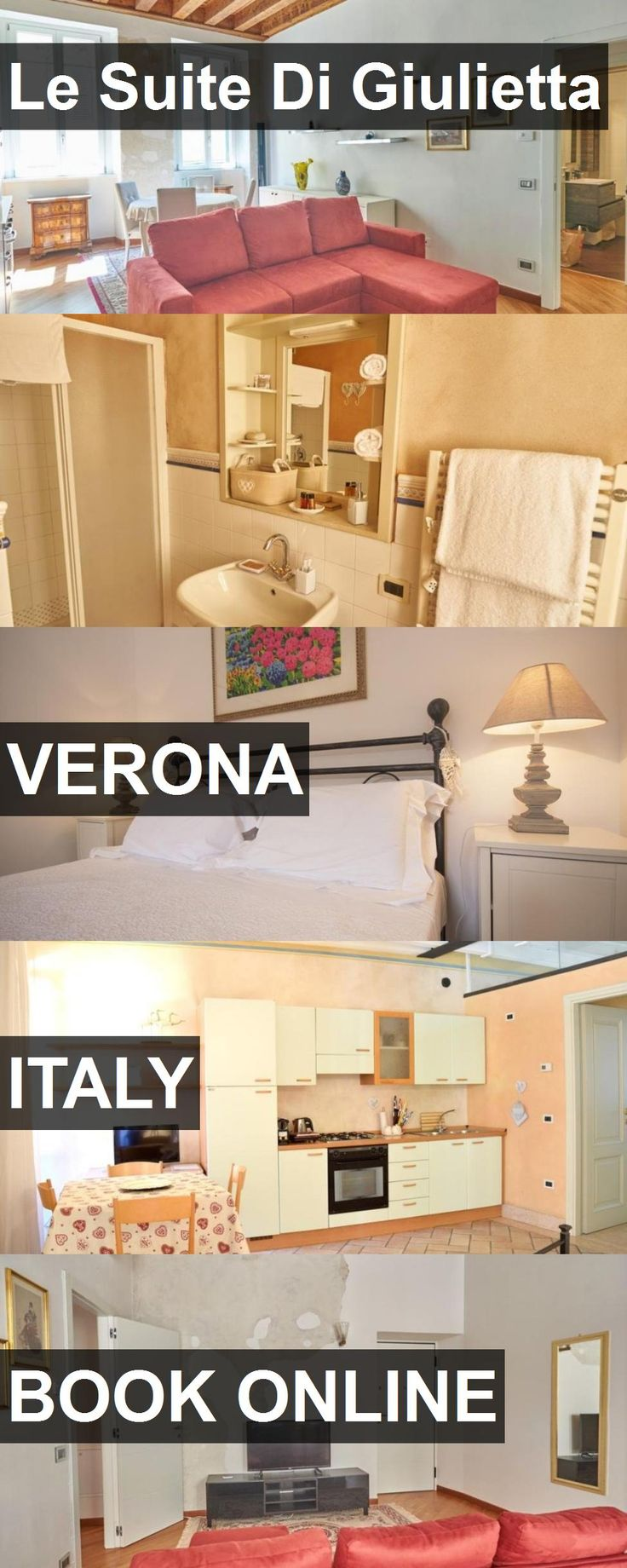 Hotel Le Suite Di Giulietta in Verona, Italy. For more information, photos, reviews and best prices please follow the link. #Italy #Verona #LeSuiteDiGiulietta #hotel #travel #vacation