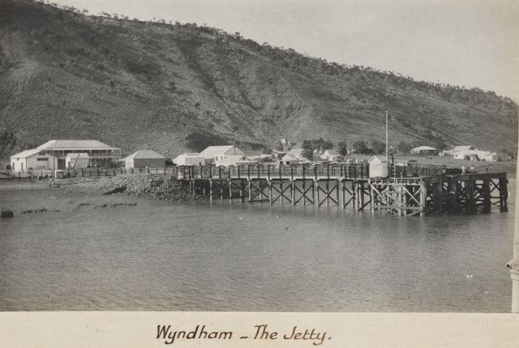 3231B/98: Wyndham Jetty, 1916 http://encore.slwa.wa.gov.au/iii/encore/record/C__Rb4688695?lang=eng