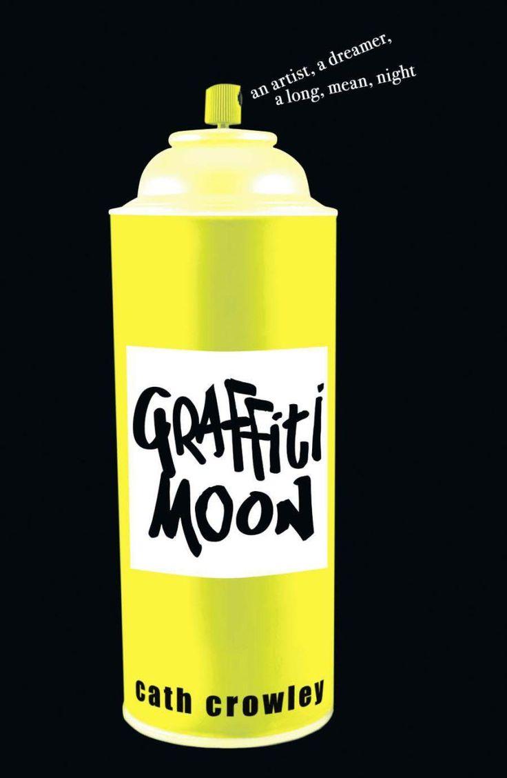 LoveOzYA Book Review: Graffiti Moon by Cath Crowley is a poignant and lyrical Aussie YA love story.