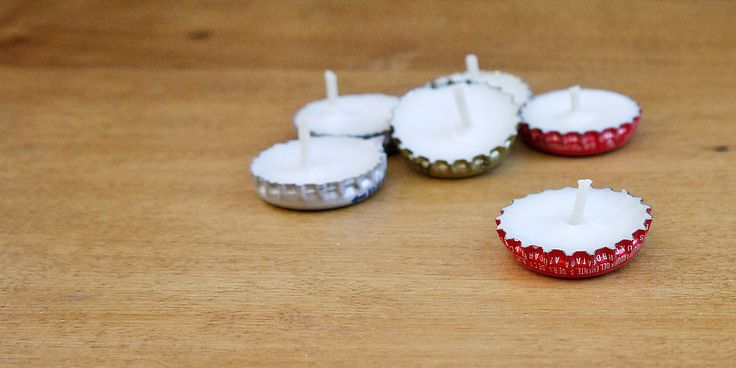 Here's a last-minute DIY that's perfect for Father's Day — and upcycling your bottle caps!.
