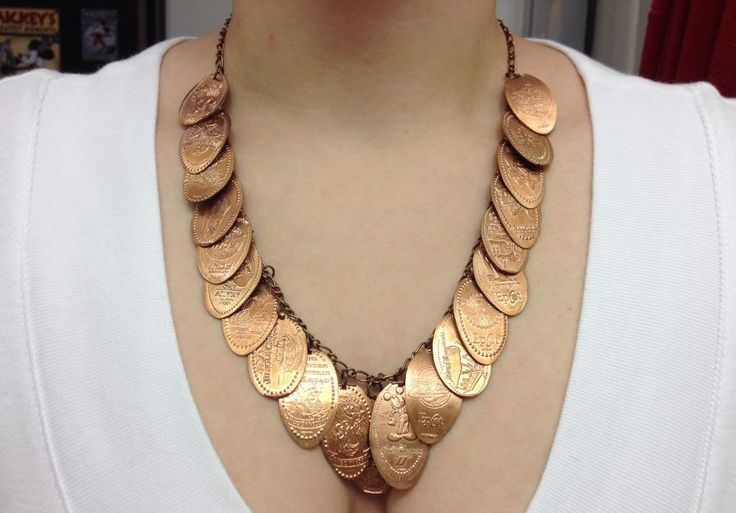 Disney Pressed Penny Jewelry - The DIS Discussion Forums - DISboards.com