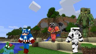 2d Minecraft Online   Play Minecraft Games For Free: Top 10 Hottest Minecraft Skins In 2015