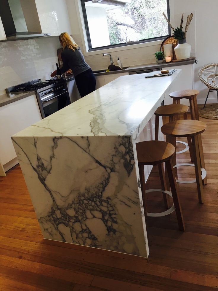 Marble Kitchen Benchtops Melbourne & Marble Suppliers | Baasar Stone